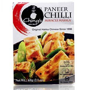 Chings Paneer Chilli Miracle Masala