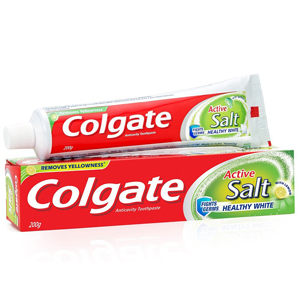 Colgate Active Salt Healthy White Toothpaste