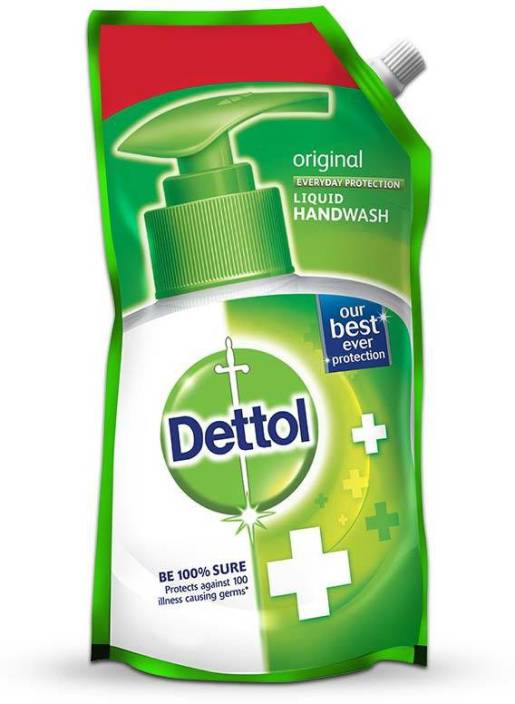 Dettol Liquid Hand Wash Original Refill
