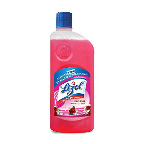 Lizol Disinfectant Surface Cleaner - Floral