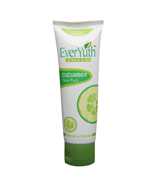 Everyuth Cucumber Face Pack