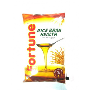 Fortune Rice Bran Health Oil Pouch