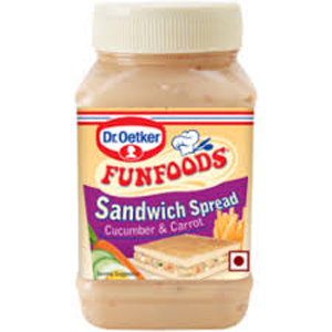 Fun Foods Cucumber n Carrot Classic Sandwich Spread