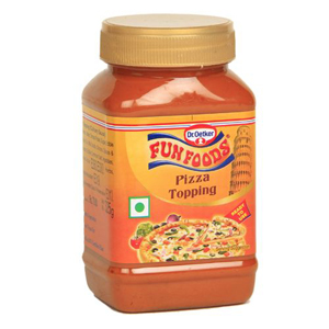 Fun Foods Pizza Topping Sauce