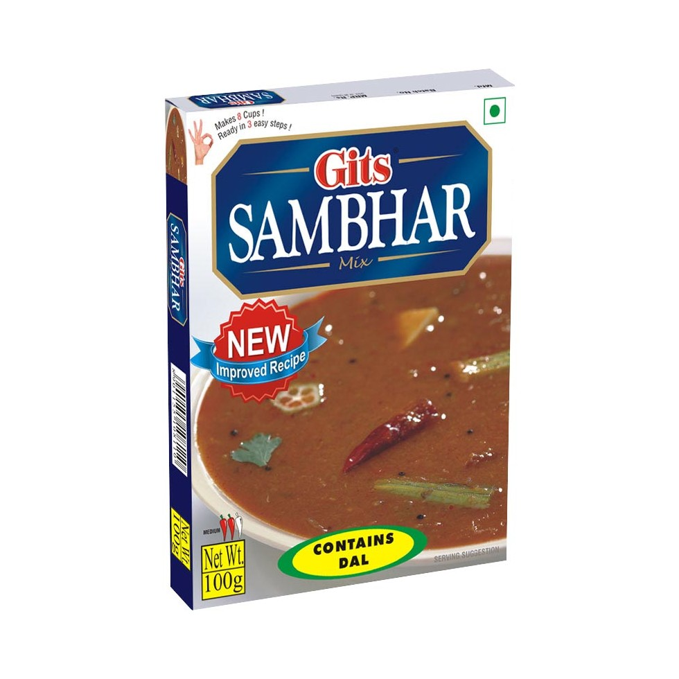 Gits Sambhar Mix