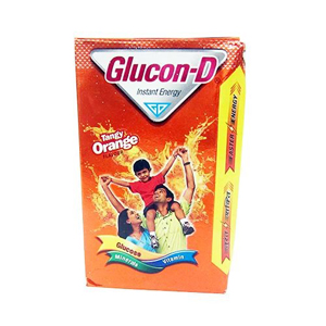 Glucon D Tangy Orange Flavor