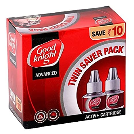 Good Knight Advanced Twin Saver Pack