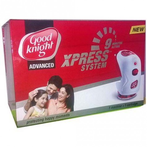 Good knight Xpress Mosquito Destroyer Machine + Refill