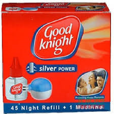 Good Knight Silver Combi Pack