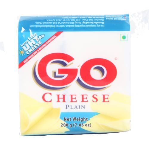 Gowardhan Go Cheese Plain Slices