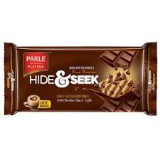 Hide & Seek - Cafe Mocha