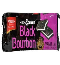 Hide & Seek Vanilla- Black Bourbon