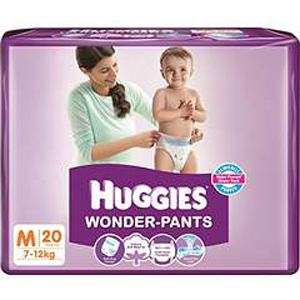 Huggies Wonder Pants Diapers Medium