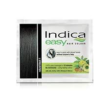 Indica Easy Hair Colour Natural Black