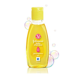 Johnson and Johnson Baby Shampoo