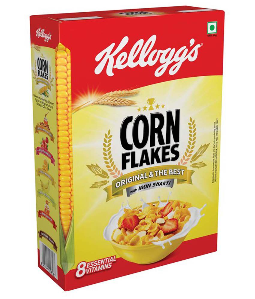 Kelloggs Corn Flakes - Pack of Two