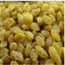 Raisins Yellow