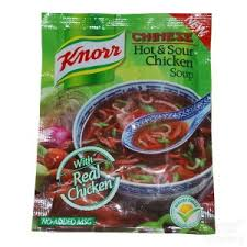 Knorr Chinese Hot and Sour Chicken Soup