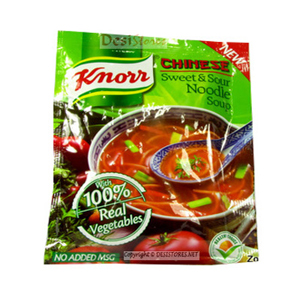 Knorr Chinese Sweet and Sour Noodle Soup