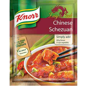Knorr Easy To Cook Chinese Schezuan