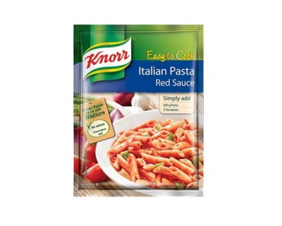 Knorr Easy To Cook Italian Pasta Red Sauce