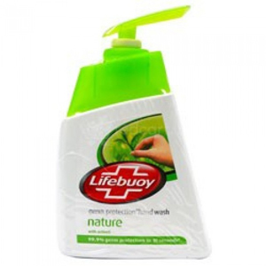 Lifebuoy Nature Handwash Pump Pack