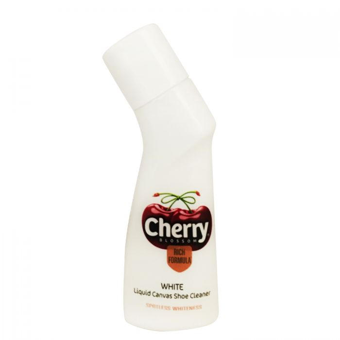 Cherry Liquid Shoe Polish White Cleaner