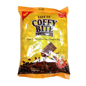 Lotte Coffy Bite