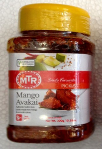 Mtr Mango Avakai Pickle