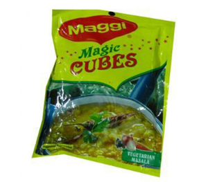 Maggi Magic Cubes Vegetarian Masala
