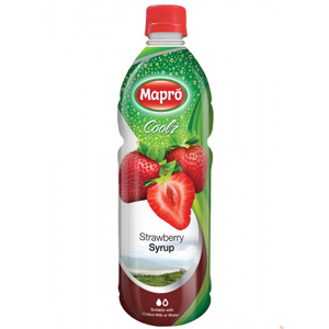 Mapro Coolz Syrup Strawberry