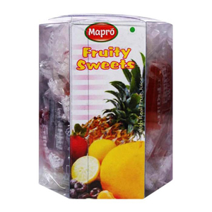 Mapro Fruity Sweets With Real Fruit Juice