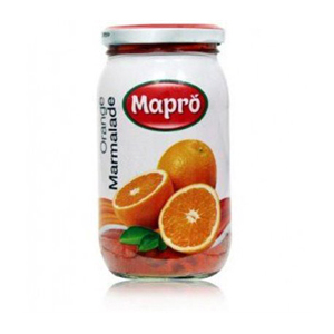 Mapro Jam Marmalade Orange