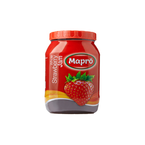 Mapro Jam Whole Strawberry