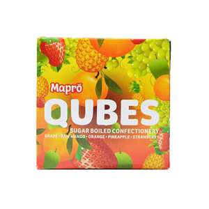 Mapro Qubes Mixed Fruits