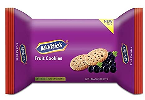 Mcvities Fruit Cookies