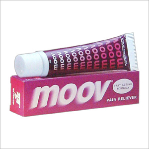 Moov Gel Pain Reliever