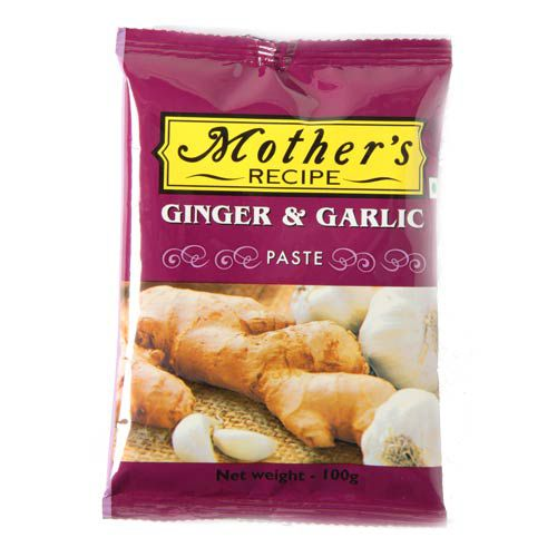 Mother's Recipe Ginger and Garlic Paste