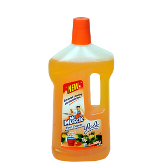 Mr Muscle Floor Cleaner Citrus