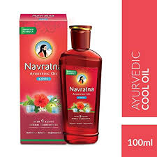 Navratna Ayurvedic Massage Oil