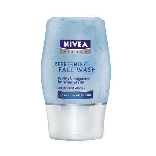Nivea Refreshing Face Wash