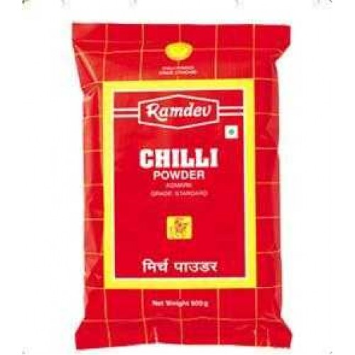 Ramdev Chilli Powder
