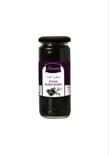 SIROCCO Pitted Black Olives