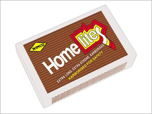 Home Lites Match Box