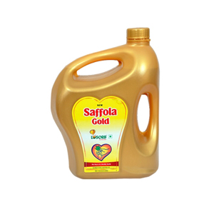 Saffola Gold Losorb Oil Can
