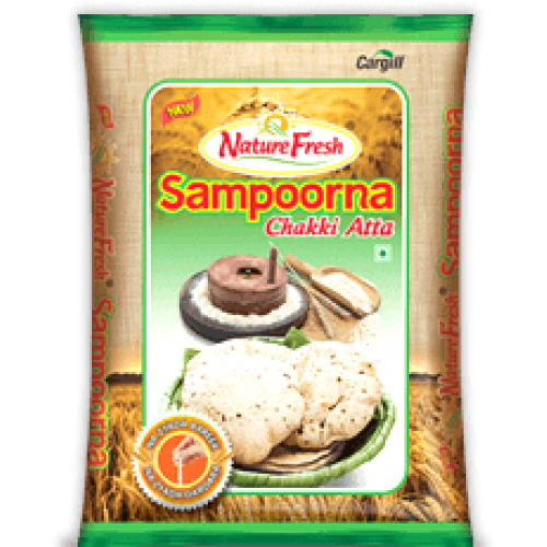 Nature Fresh Sampoorna Chakki Atta