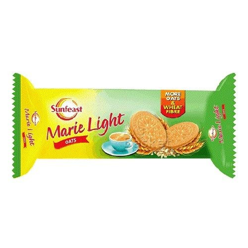 Sunfeast Marie Light  Oats Biscuits with Nutri Fibre
