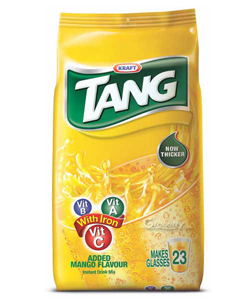 Tang Instant Drink Mix Mango Flavour