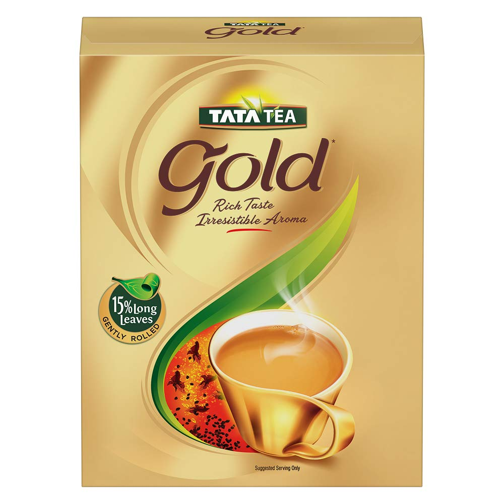 Tata Tea Gold Leaf Tea