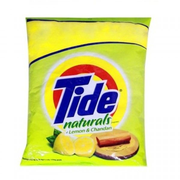 Tide Natural Lemon and Chandan Detergent Powder